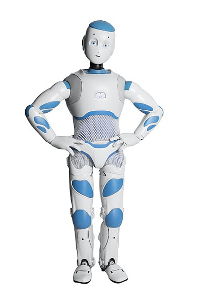 CC BY-SA 4.0, Softbank Robotics Europe, via https://fr.wikipedia.org/wiki/Fichier:Romeo_the_robot_.jpg